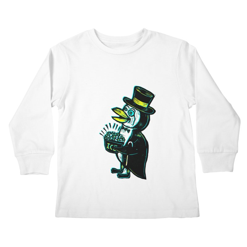 Johnny Kool Kids Longsleeve T-Shirt by Sean StarWars' Artist Shop