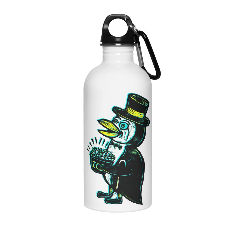 Johnny Kool Accessories Water Bottle by Sean StarWars' Artist Shop