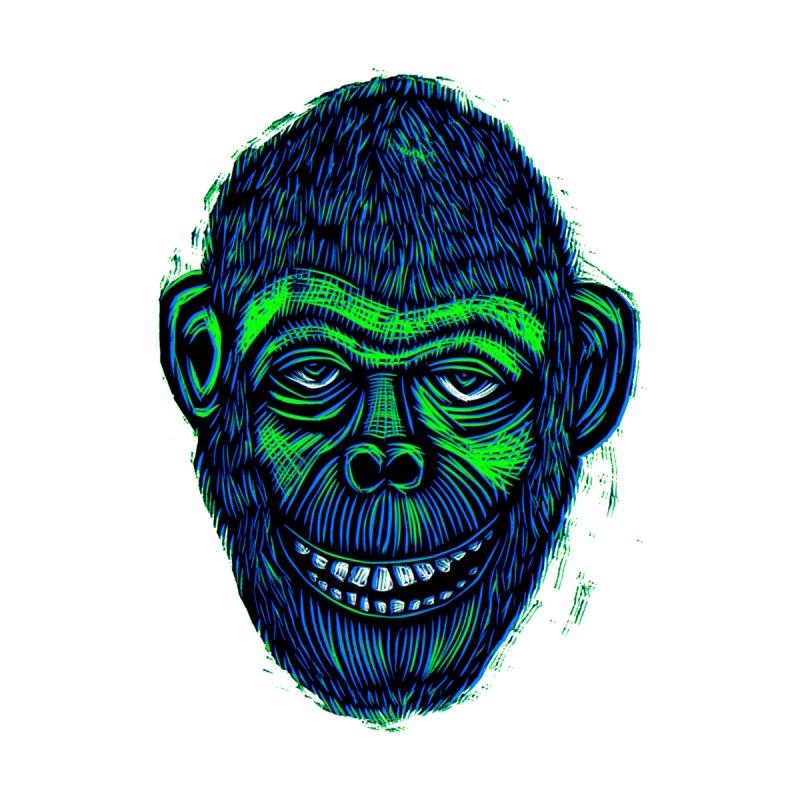 Chimp Kids Toddler T-Shirt by Sean StarWars' Artist Shop