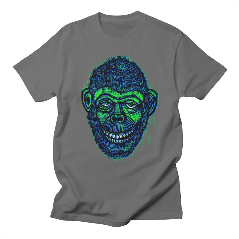 Chimp Men's Regular T-Shirt by Sean StarWars' Artist Shop