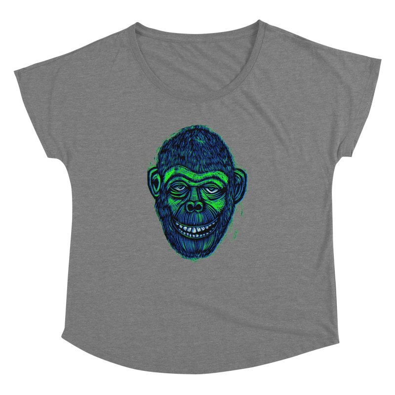 Chimp Women's Dolman by Sean StarWars' Artist Shop