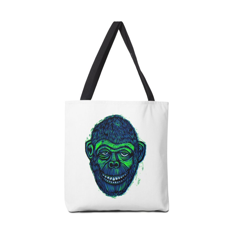 Chimp Accessories Bag by Sean StarWars' Artist Shop