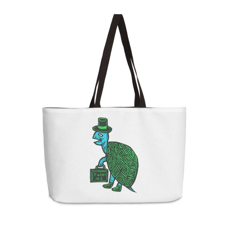 Follow Me Accessories Bag by Sean StarWars' Artist Shop
