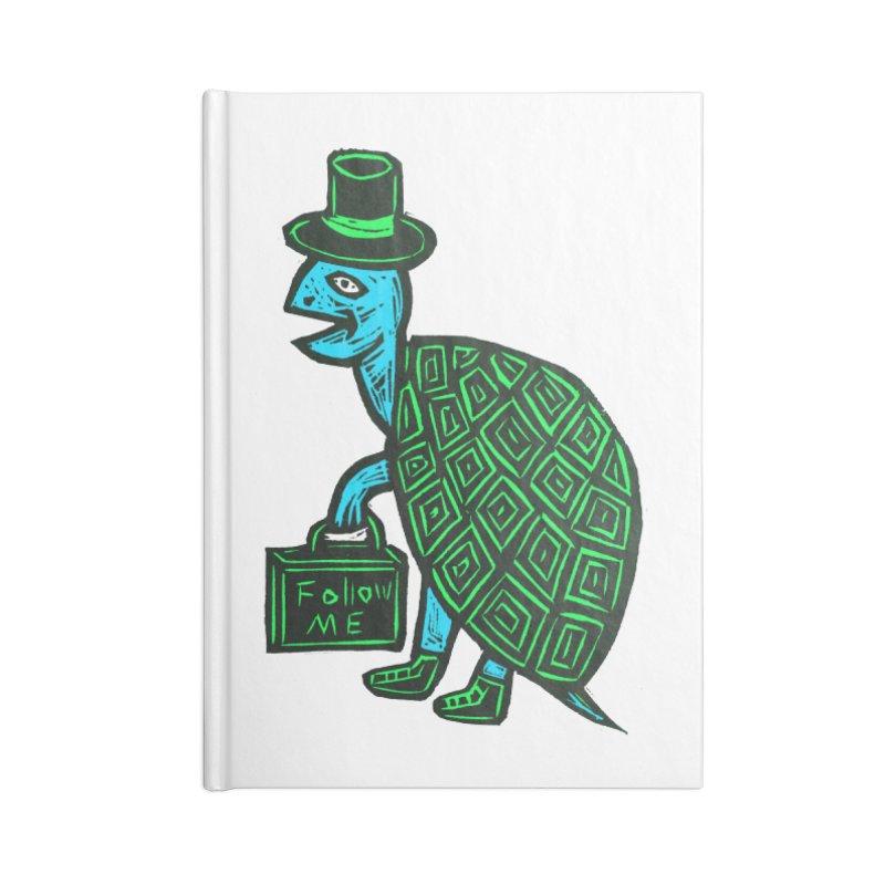 Follow Me Accessories Notebook by Sean StarWars' Artist Shop