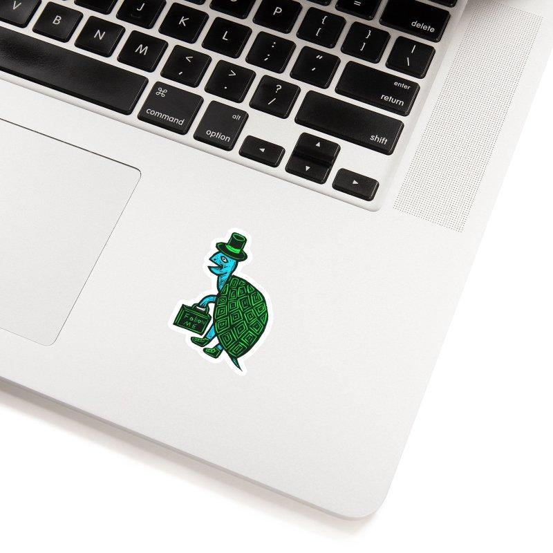 Follow Me Accessories Sticker by Sean StarWars' Artist Shop