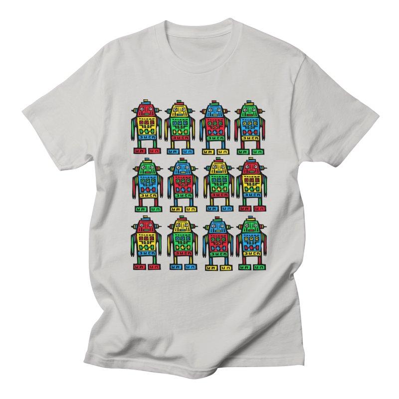Shina Robots Women's T-Shirt by Sean StarWars' Artist Shop