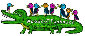 Sean StarWars' Artist Shop Logo