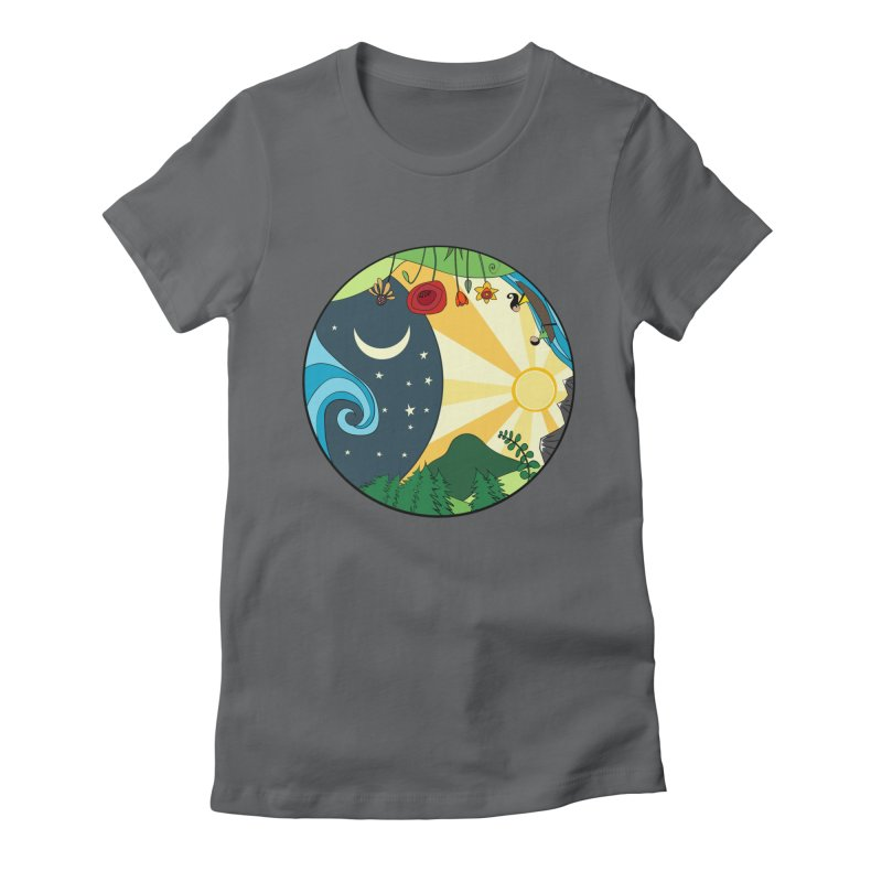 Woodfield Community Mural Women's T-Shirt by The Woodfield Shop