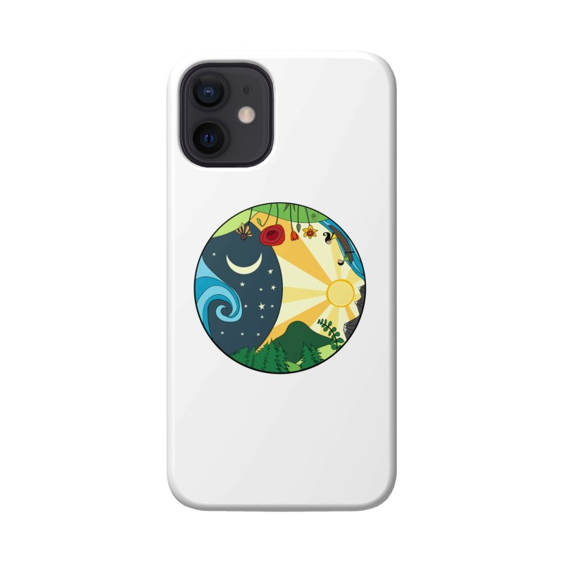 Woodfield Community Mural Accessories Phone Case by The Woodfield Shop
