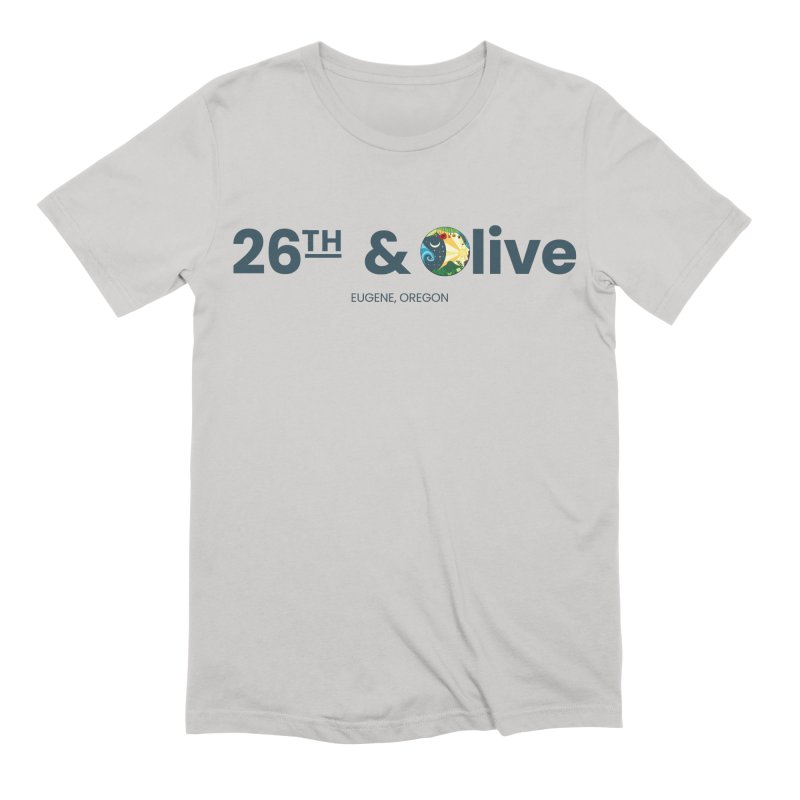 26th & Olive Men's T-Shirt by The Woodfield Shop