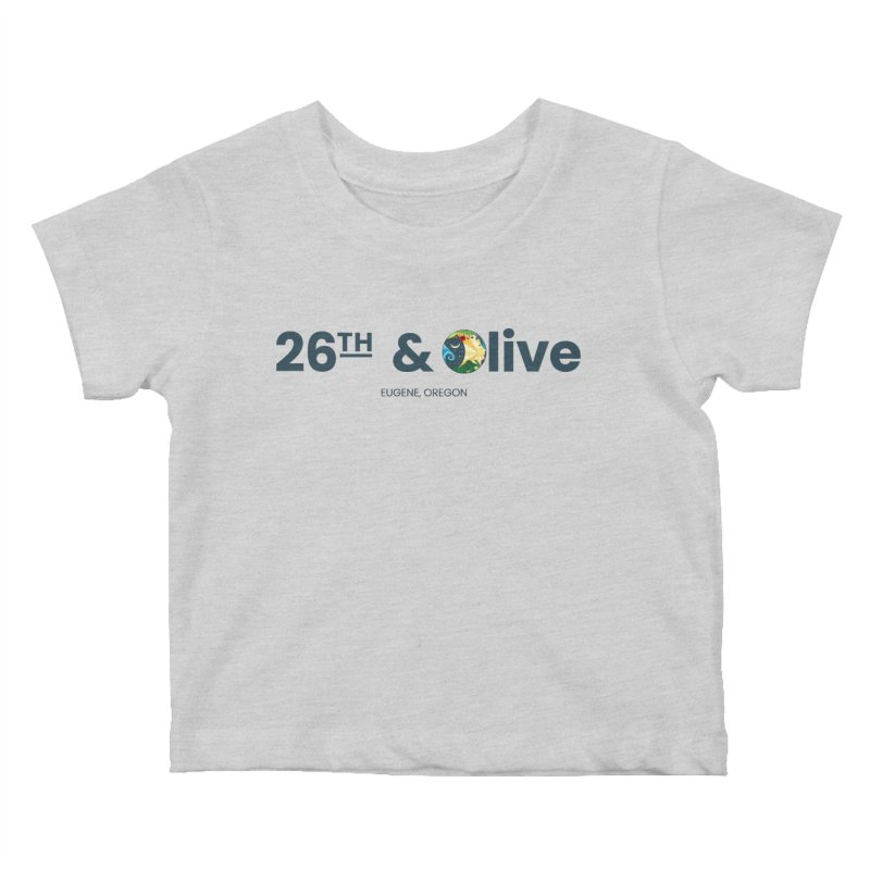 26th & Olive Kids Baby T-Shirt by The Woodfield Shop