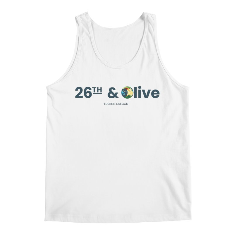 26th & Olive Men's Tank by The Woodfield Shop