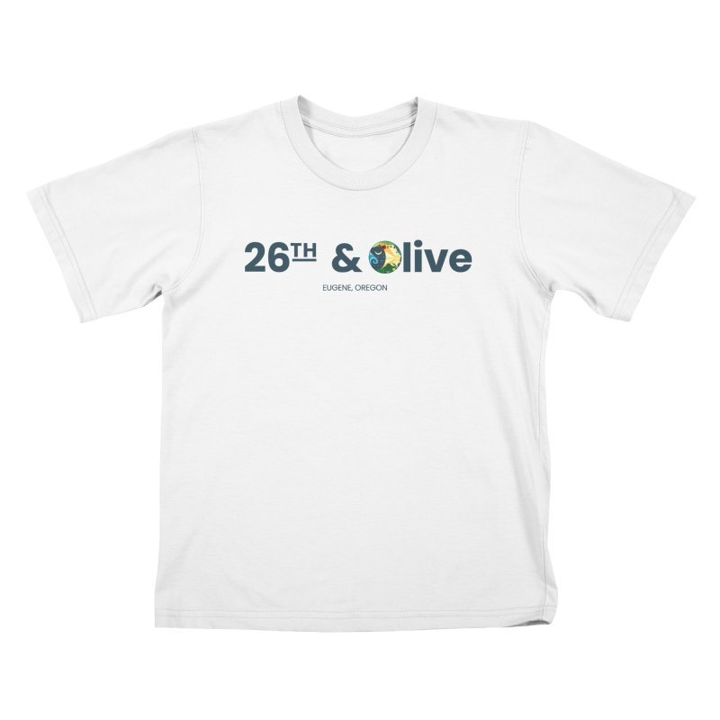 26th & Olive Kids T-Shirt by The Woodfield Shop