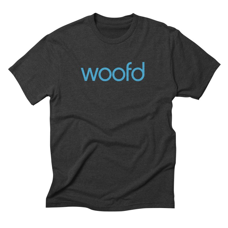 """Woofd"" Shirts Men's Triblend T-Shirt by woofd's Artist Shop"
