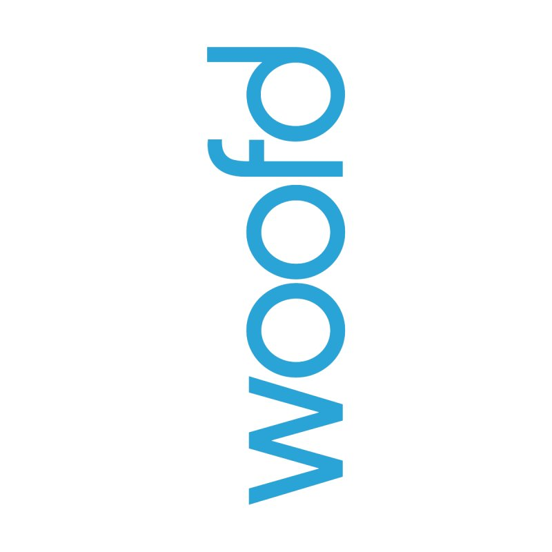 "Dark ""Woofd"" Shirts Men's T-Shirt by woofd's Artist Shop"
