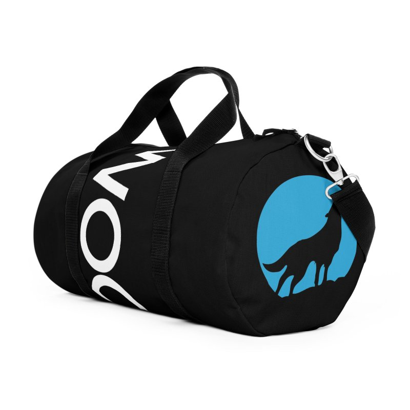 Woofd Gym Bag Accessories Duffel Bag Bag by woofd's Artist Shop