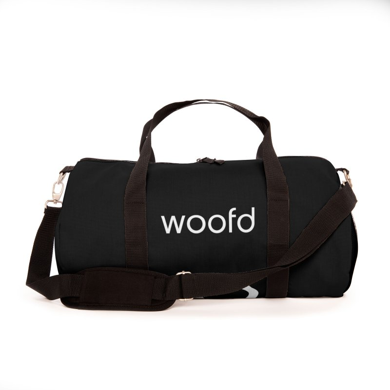 Woofd Gym Bag Accessories Bag by woofd's Artist Shop