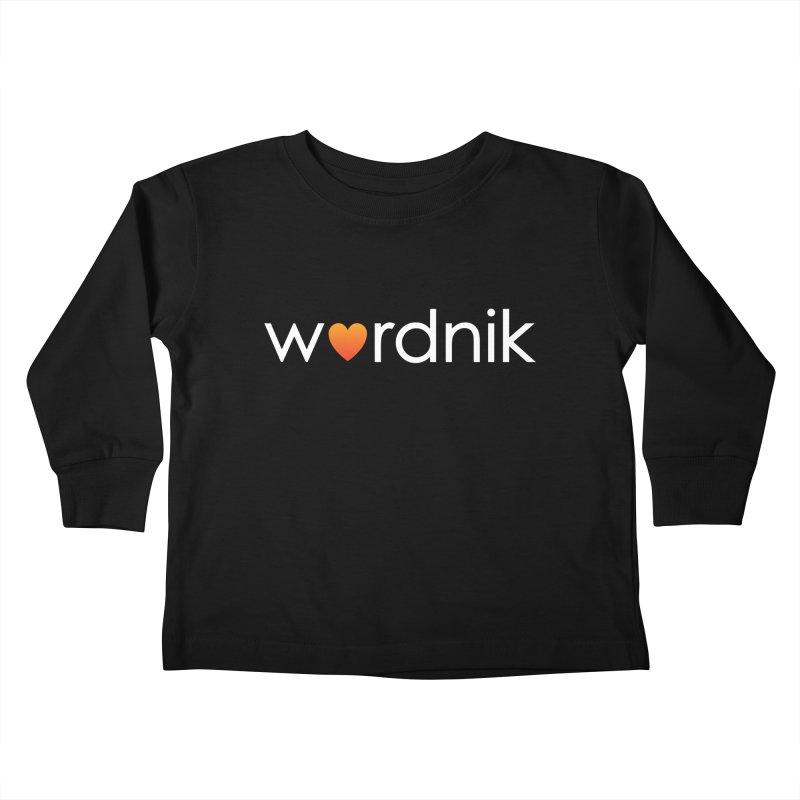 Wordnik Fan Shirt Kids by wordnik's Artist Shop