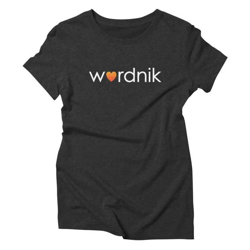 Wordnik Fan Shirt Women's T-Shirt by wordnik's Artist Shop