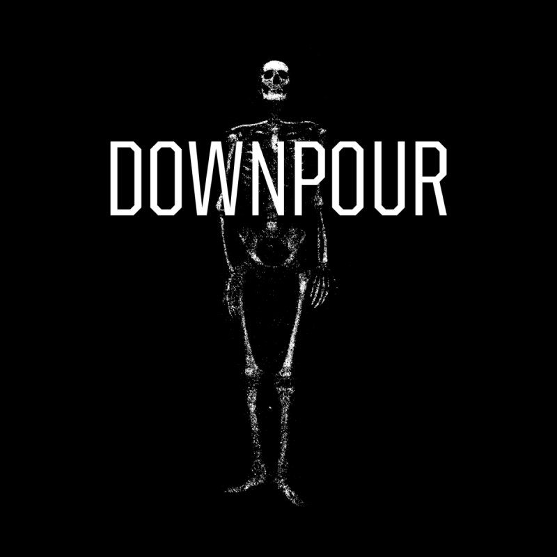 Downpour Bones Men's Longsleeve T-Shirt by DOWNPOUR