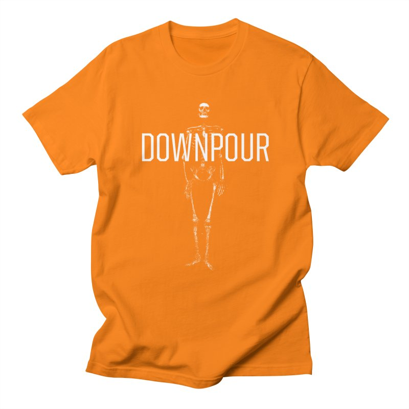 Downpour Bones Women's Regular Unisex T-Shirt by DOWNPOUR
