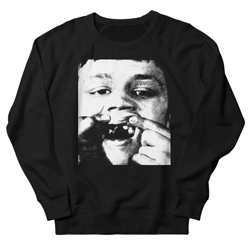 Downpour Teeth Women's Sweatshirt by DOWNPOUR