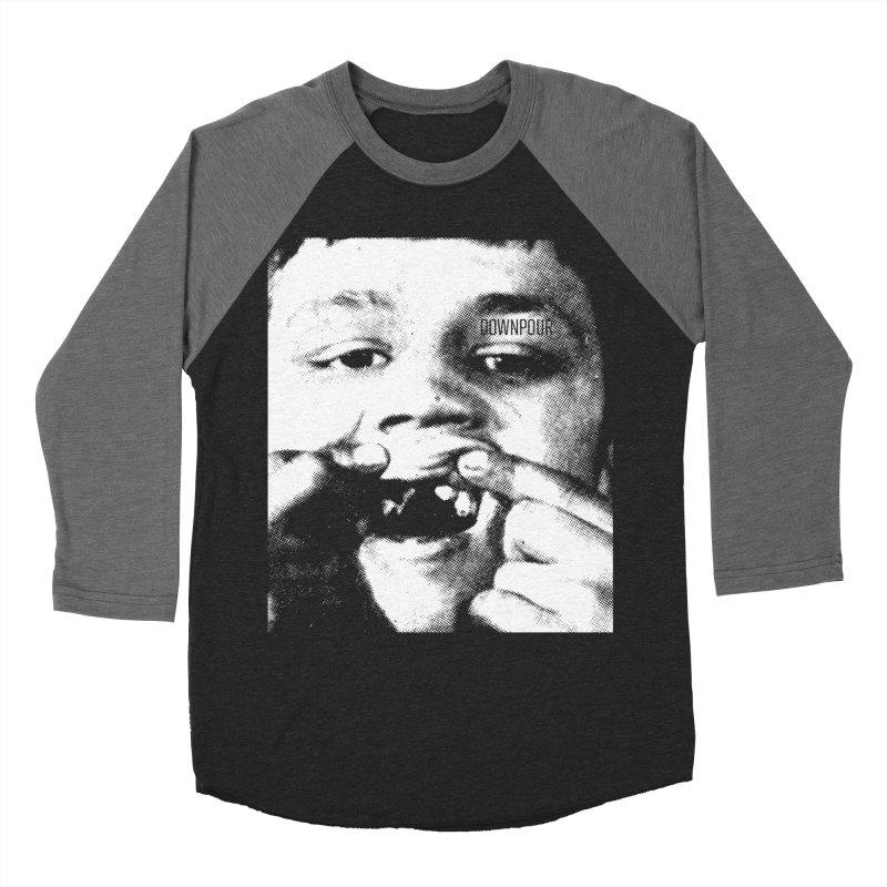 Downpour Teeth Women's Longsleeve T-Shirt by DOWNPOUR
