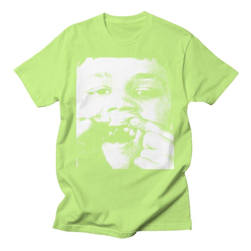 Downpour Teeth Men's T-Shirt by DOWNPOUR