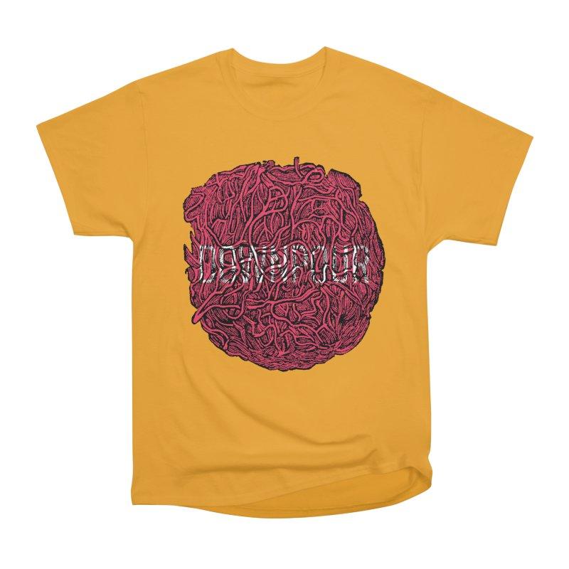 Innards Men's Heavyweight T-Shirt by DOWNPOUR