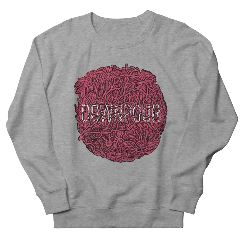 Innards Women's French Terry Sweatshirt by DOWNPOUR
