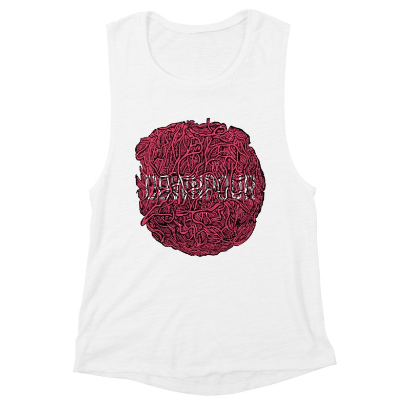 Innards Women's Muscle Tank by DOWNPOUR