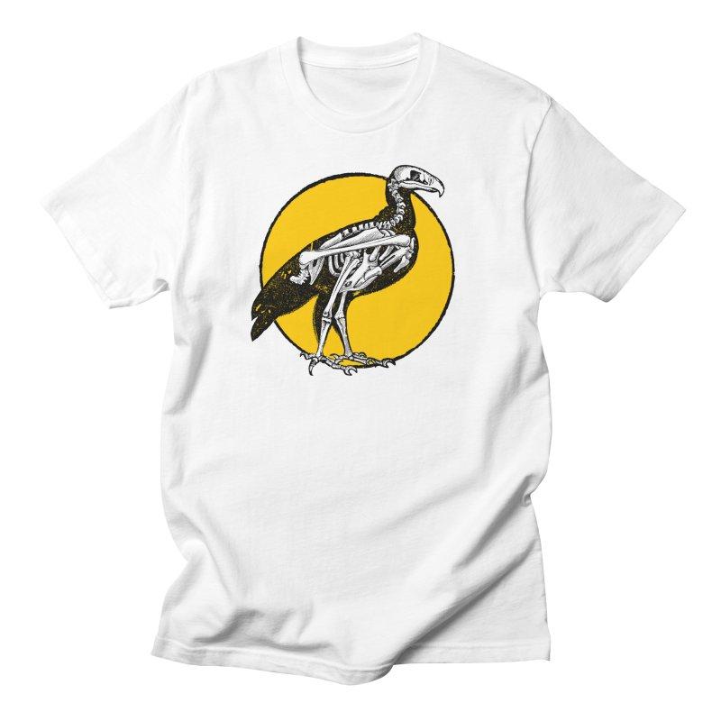 Bird Bones Men's T-Shirt by DOWNPOUR