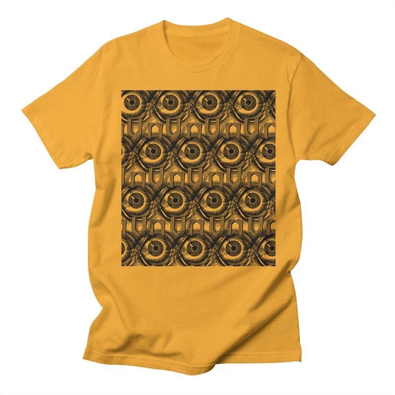 Eyes Men's Regular T-Shirt by DOWNPOUR