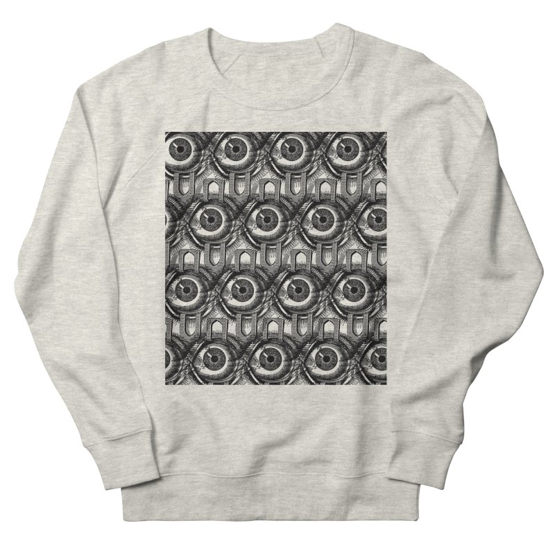Eyes Men's Sweatshirt by DOWNPOUR
