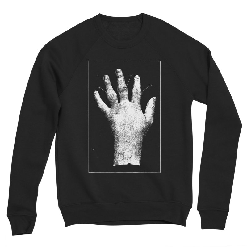 Hand Men's Sponge Fleece Sweatshirt by DOWNPOUR