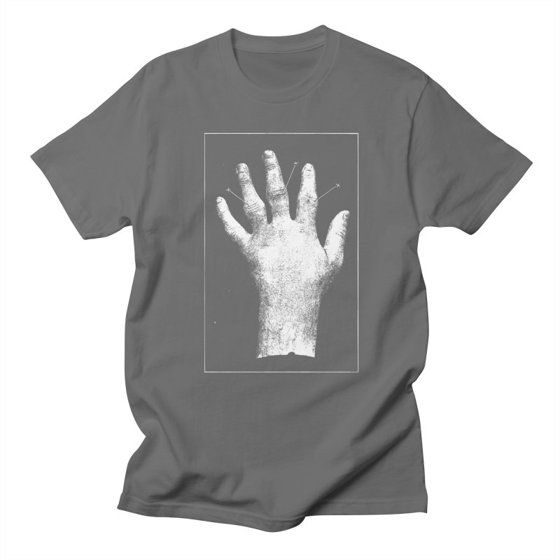 Hand Men's T-Shirt by DOWNPOUR