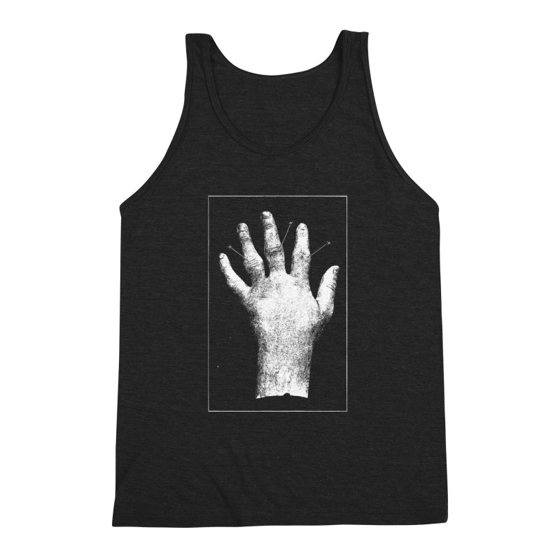 Hand Men's Triblend Tank by DOWNPOUR