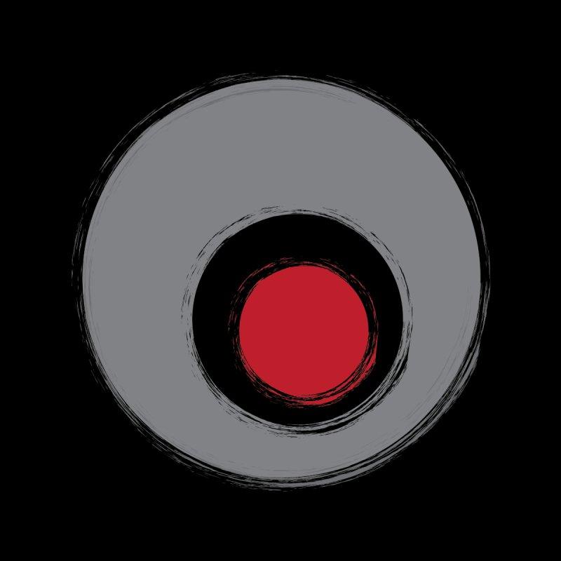 Grey Whatnot Eye Men's T-Shirt by Working Whatnot's Artist Shop