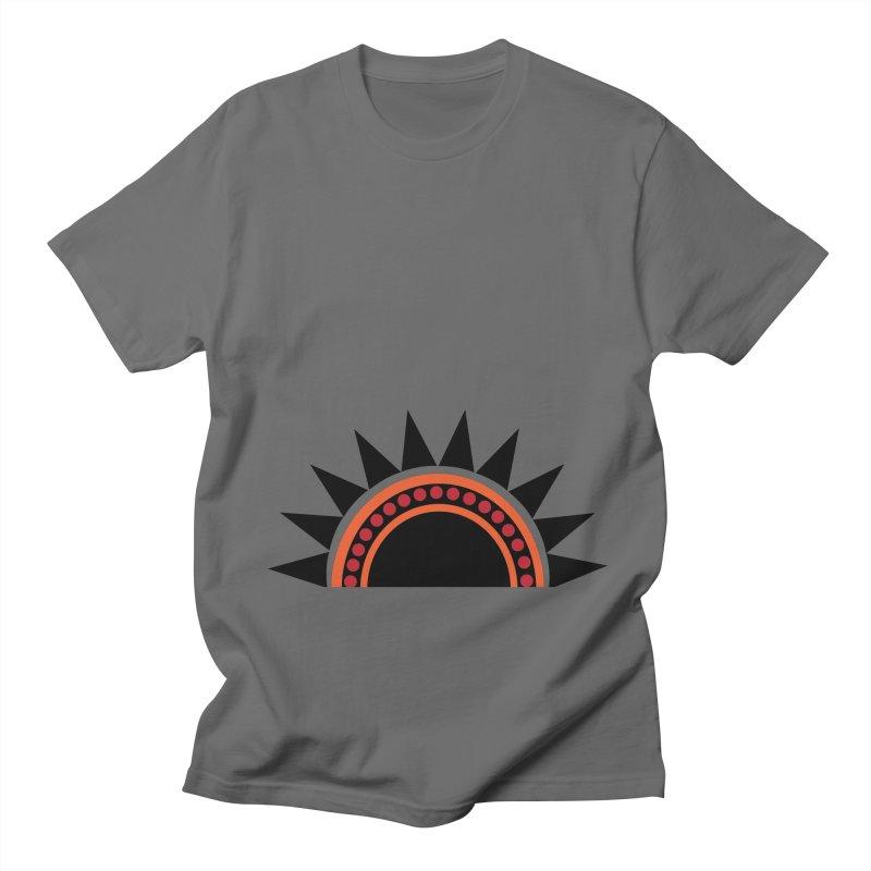 Sunbeam Men's T-Shirt by Working Whatnot's Artist Shop