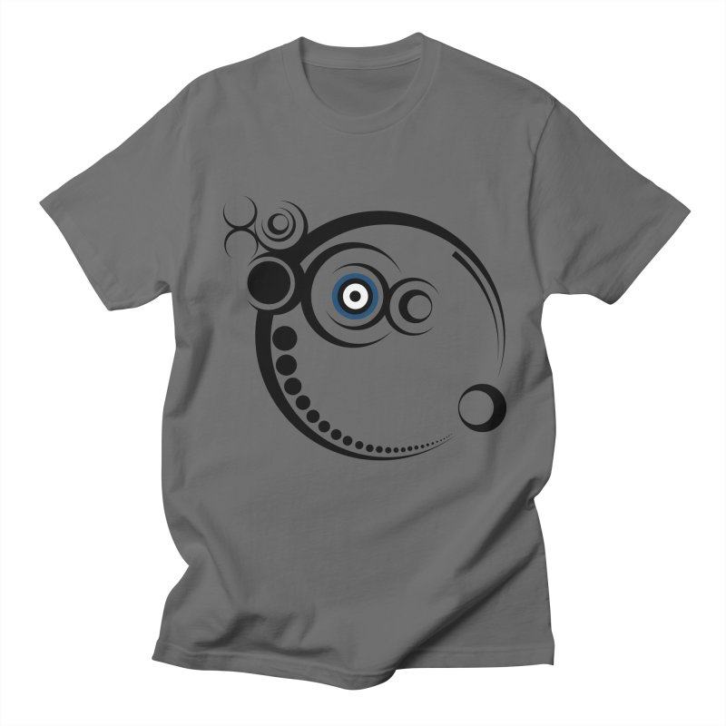 The Dark Moon Men's T-Shirt by Working Whatnot's Artist Shop
