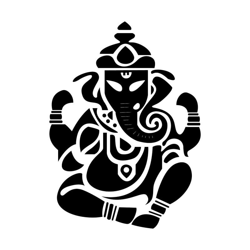 Buddha Elephant Men's T-Shirt by Working Whatnot's Artist Shop