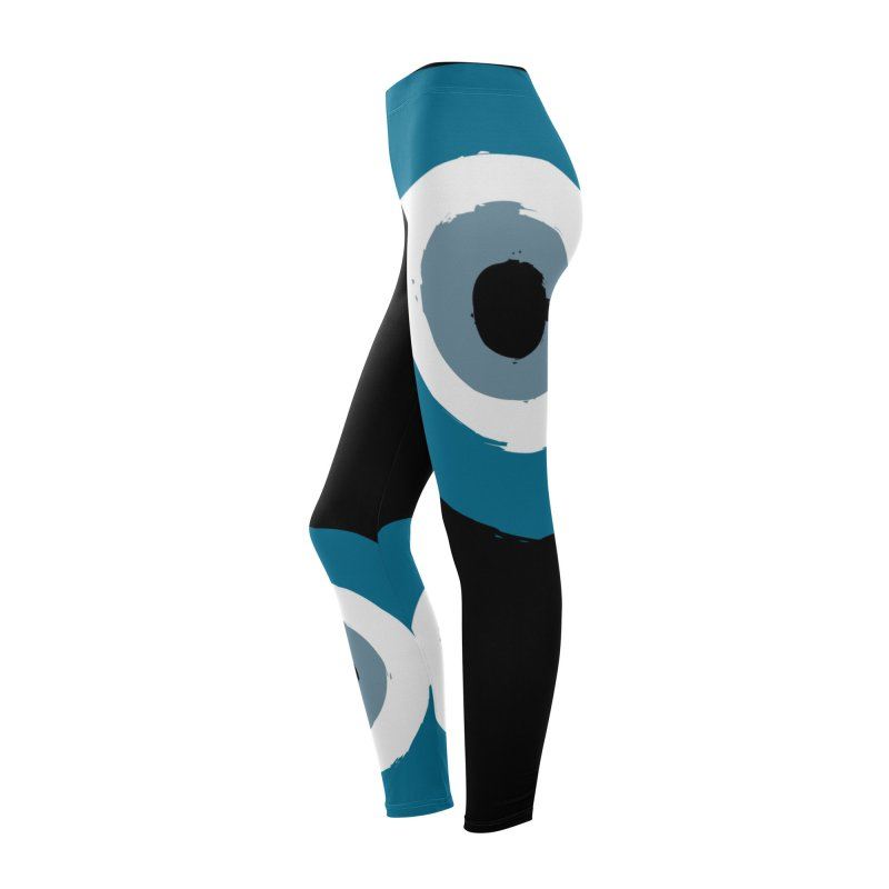 The Evil Eye Women's Bottoms by Working Whatnot's Artist Shop