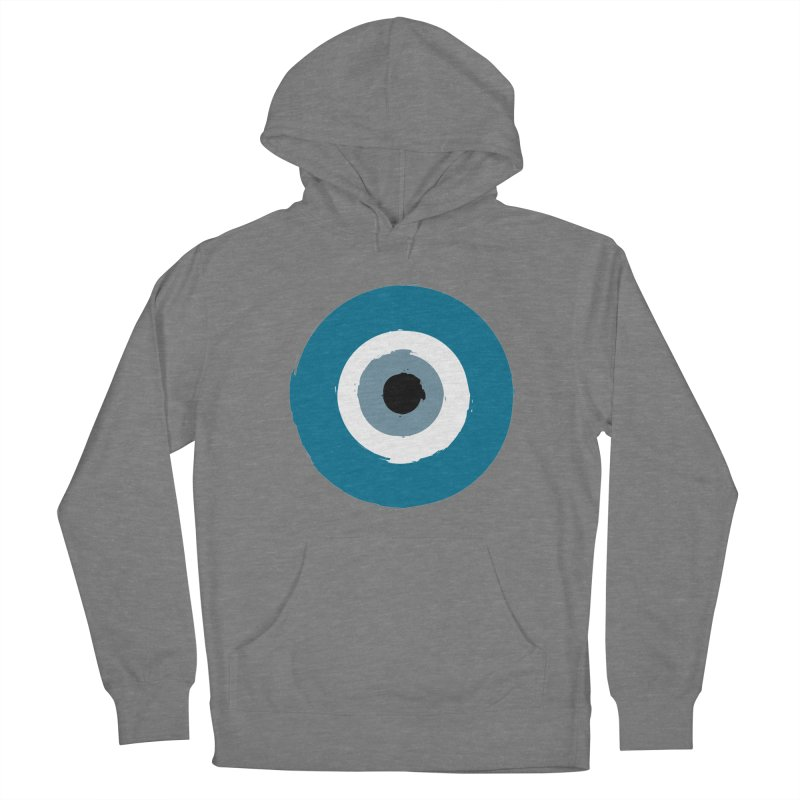 The Evil Eye Women's Pullover Hoody by Working Whatnot's Artist Shop