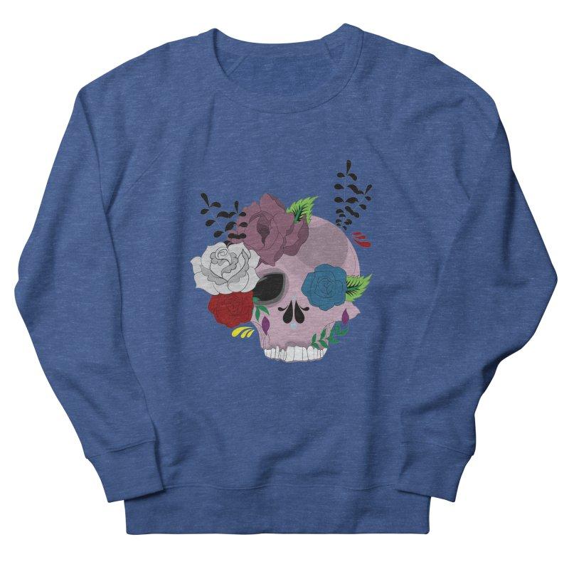 Pink Sugar Candy 2 Men's Sweatshirt by Working Whatnot's Artist Shop