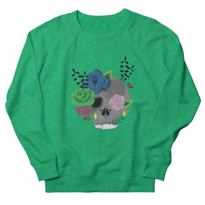 Dark Grey Sugar Candy 2 Women's Sweatshirt by Working Whatnot's Artist Shop