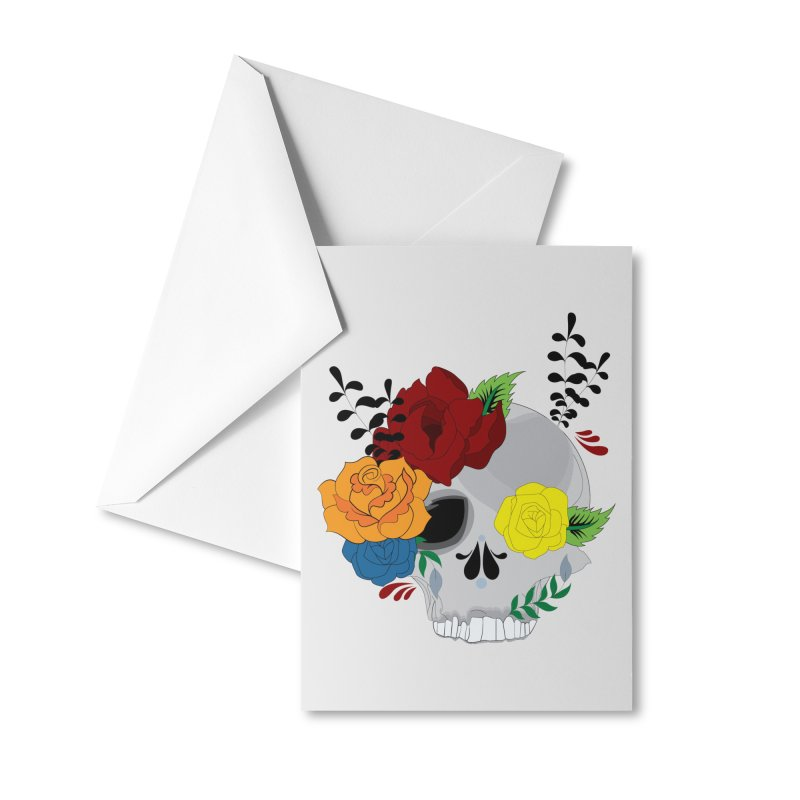 Grey Sugar Candy 2 Accessories Greeting Card by Working Whatnot's Artist Shop