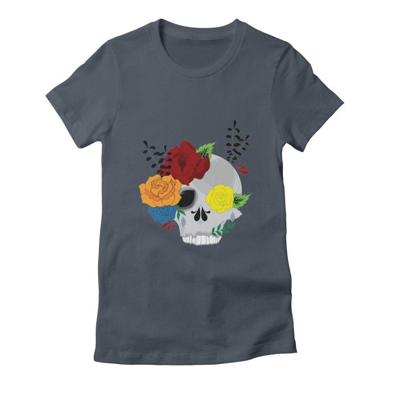 Grey Sugar Candy 2 Women's T-Shirt by Working Whatnot's Artist Shop