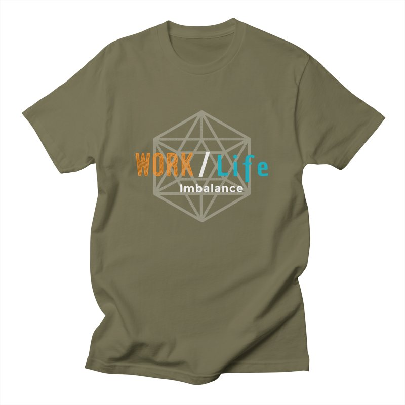 WLI Logo Merch Women's Regular Unisex T-Shirt by Work/Life Imbalance