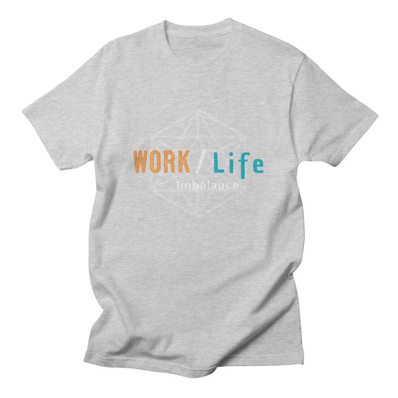 WLI Logo Merch Women's Regular Unisex T-Shirt by Work/Life Imbalance