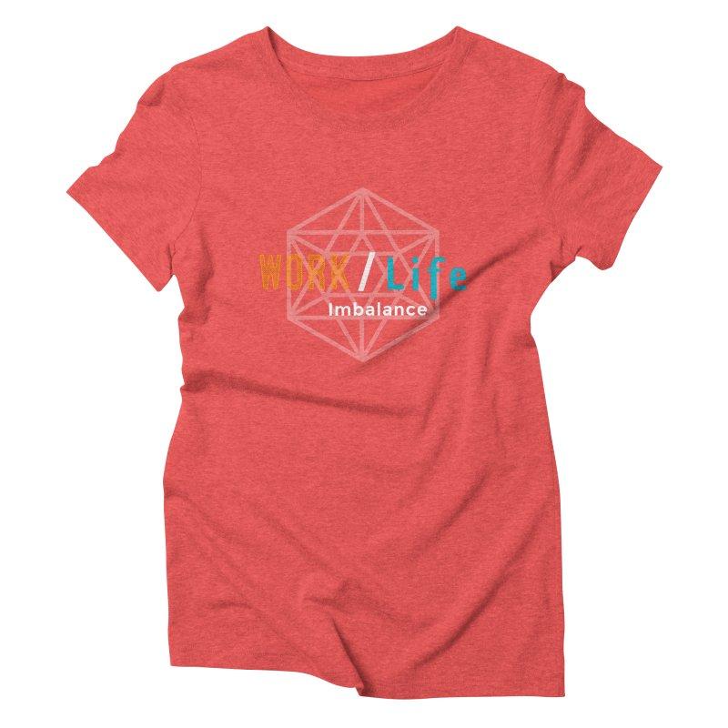 WLI Logo Merch Women's T-Shirt by Work/Life Imbalance